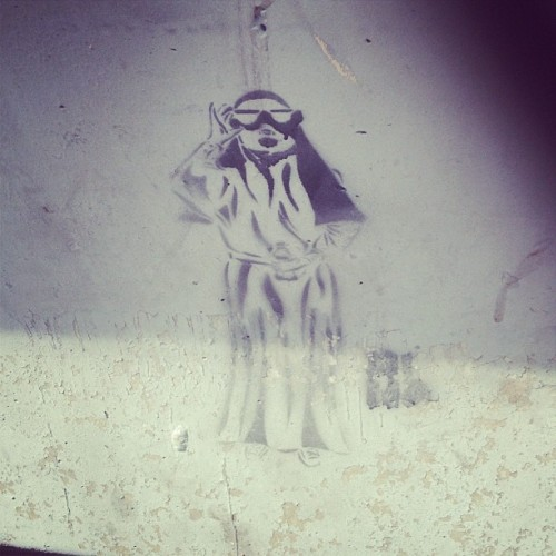 Street art #nyc #art (Taken with instagram)