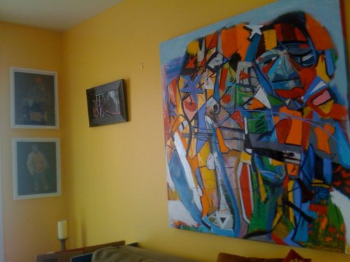 i think art Brings peace !ABSTRACT saved the world!???again!;]its on the streets now!