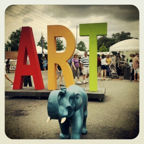 Art City love (Taken with instagram)
