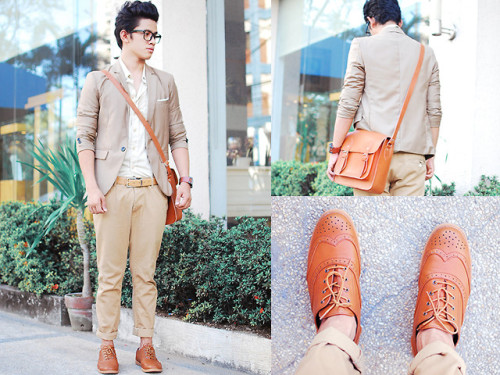 lookbookdotnu:  Copper Field (by David Guison)