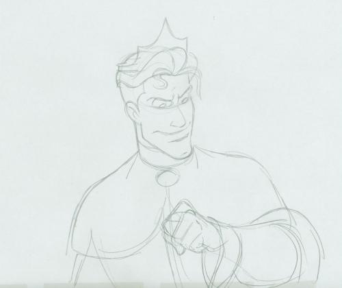 Prince Naveen Animation Drawing