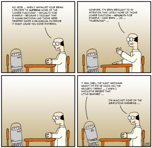 The Petri Dish - Strip 19 - Let's Chat