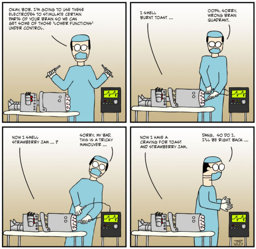 The Petri Dish - Strip 20 - Doctor, It Hurts When I Do This…