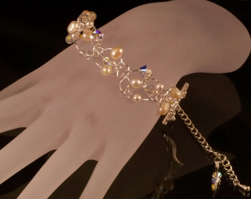 Beautiful Wedding Bracelet