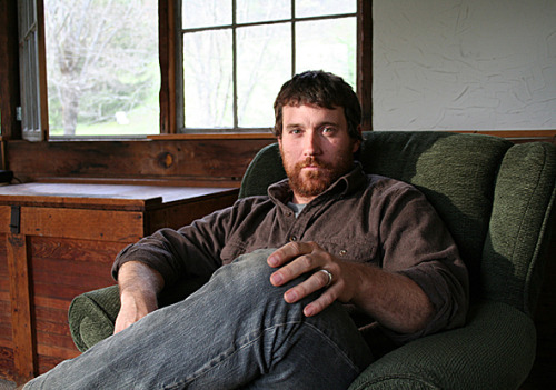 BEARD-spiration. Chuck Ragan