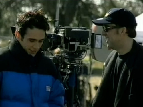 Sonny [2002] Behind The Scenes Sonny was Nicolas Cage's directorial debut, which he has yet to follow up. James Franco stars as the titular Sonny, who returns from the army to his mother in New Orleans, who wants him to work once again as a gigolo in her brothel.