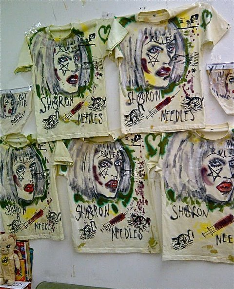 house-of-haunt:  Sharon Needles Tees