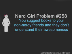justnerdgirlproblems:  suggested by blissfully-infinite