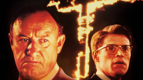 MISSISSIPPI BURNING did i mention that gene hackman looks like my dad?