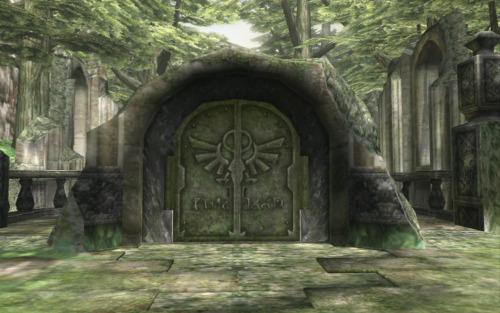 Twilight Princess- Door of Time (Present)