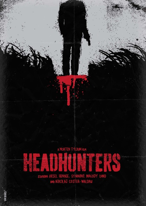 Headhunters by Daniel Norris