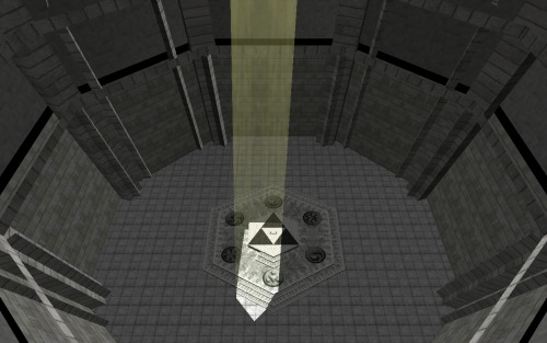 Ocarina of Time- Master Sword Chamber / Pedestal of Time