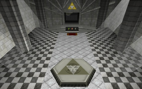 Ocarina of Time- Temple of Time