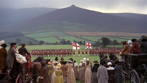 gunsandposes:  Barry Lyndon (1975), directed by Stanley Kubrick.