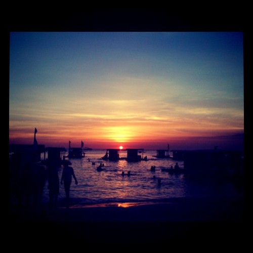 Sunset #batangas (Taken with instagram)
