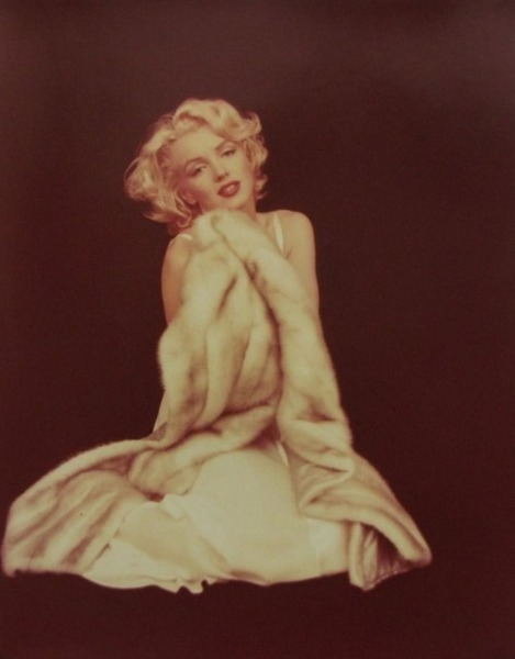thebeautyofmarilyn:  Marilyn photographed by Milton Greene