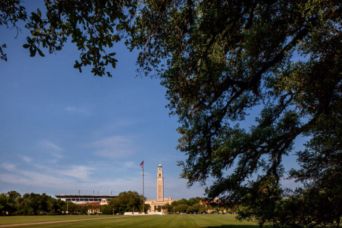 The LSU Memorial Tower was paid for by the American Legion of Louisiana and given to the university as a memorial to Louisianians who gave their lives during World War I.