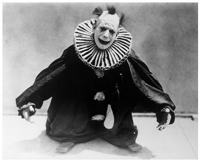 Lon Chaney in He Who Gets Slapped c.1924