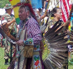 airlineanswerperson:  Bear River Pow Wow, Lac du Flambeau, WI