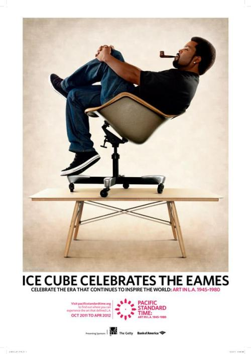 ICE CUBE: EAMES | Pacific Standard Time | 2012