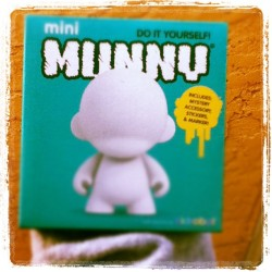 Found a  Munny at Hastings :D (Taken with instagram)