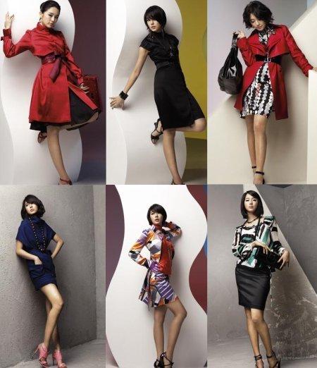 2012 women's fashionista
