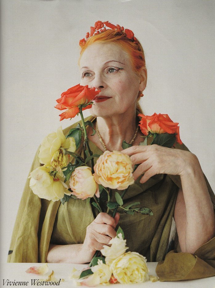 nomecalles:  Vivienne Westwood by Tim Walker, Vogue UK October 2009