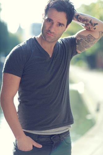 Ramin Karimloo - Hot, Talented and Inked!!