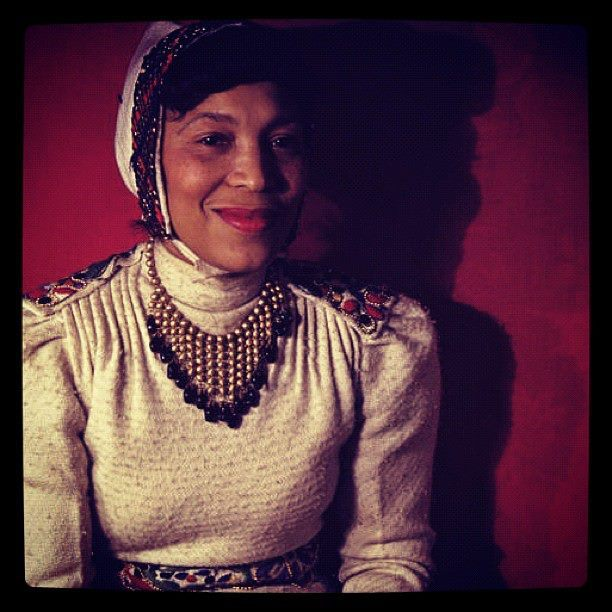 Zora Neale Hurston. Enough Said.