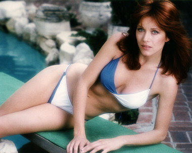 retrogirly:  Tanya Roberts