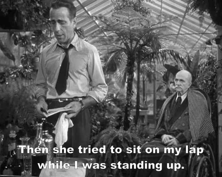 mudwerks:theshipthatflew:   The Big Sleep (1946)
