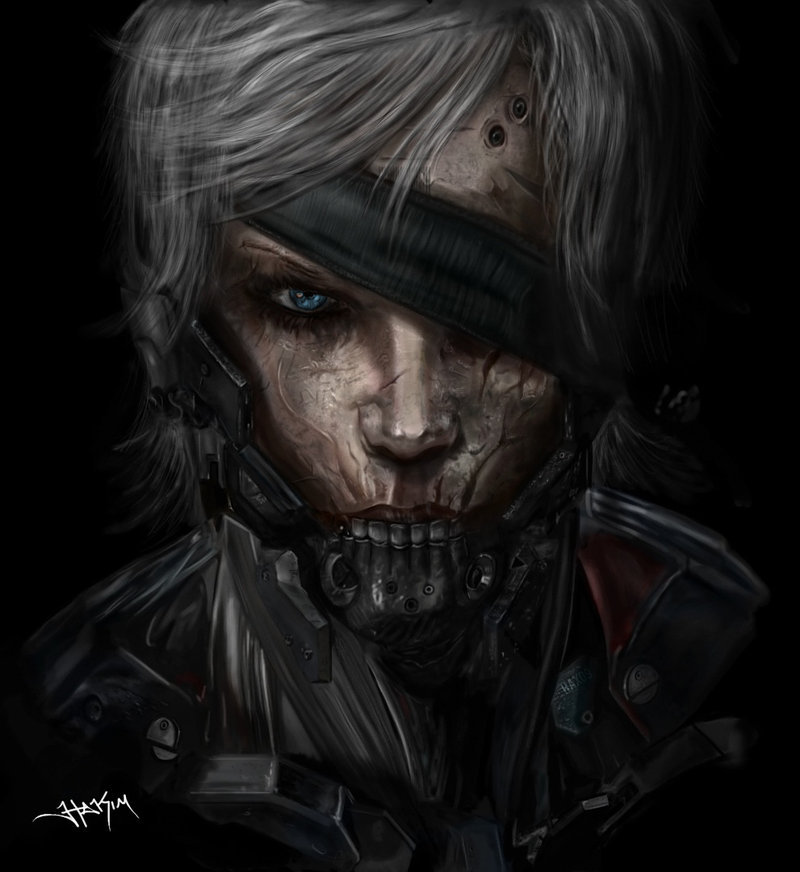 artofgaming:  via  METAL GEAR RISING HURRY!! I can't wait for that game to drop!