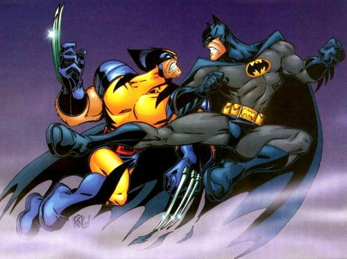 wolverine vs. batman