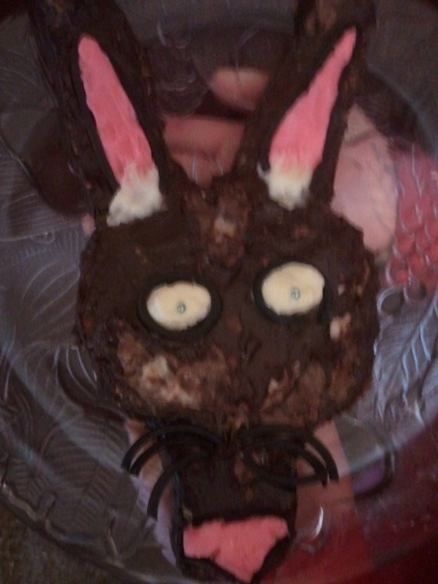 bilby (gluten free), easter, 8th of april, 2012