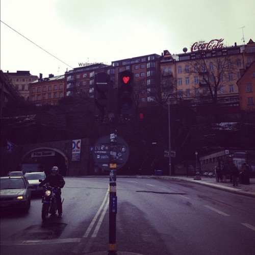 Does this make u a bit happy? #heart #sign #livestockholm