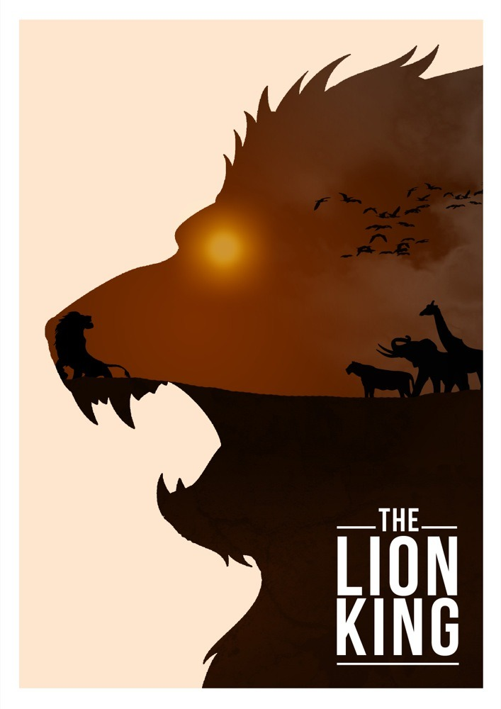 The Lion King via io9