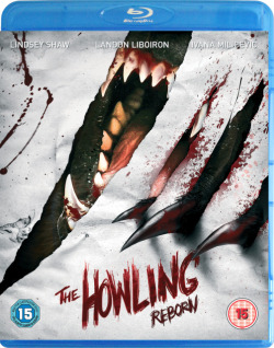 It's out now! Order THE HOWLING: REBORN on Blu-Ray here!