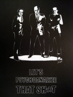 Let's psychoanalyze that sh*t