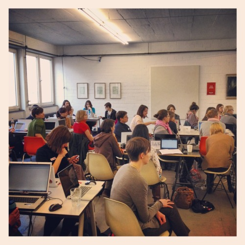 Yesterday I attended a free Ruby on Rails workshop hosted by Rails Girls. The meetup and the mentorship were both richly rewarding. We didn't learn in great technical detail but it was a good intro and jumpstart into programming. I'm fully confident that women in Berlin will dive in, continue to learn Ruby on Rails and potentially build powerful web applications in the future. Look forward to the next crash course hosted by several developers in the city (details to be announced soon on www.berlingeekettes.com).  Danke to all the mentors, organizers and sponsors who made this happen. Your time and effort to support the ladies of tech do not go unnoticed. Exciting times ahead.  For my full write up on Rails Girls, visit Silicon Allee or click here.