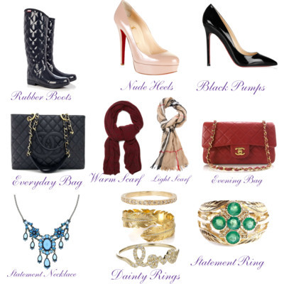 Must haves: accessories by lexixo