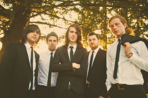 Music that makes me enjoy my life. (in no particular order) → Mayday Parade.