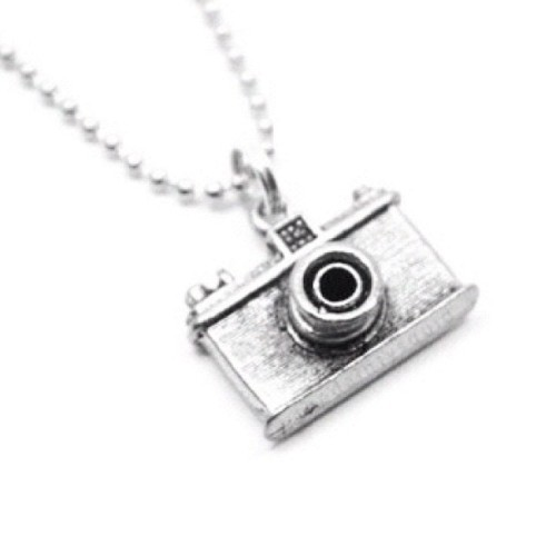 Camera necklace #camera #necklace #instagramhub #instagramers #igersmanila #photoaday #iphone #iphoneasia #ipad #igdaily  (Taken with instagram)