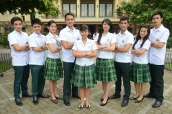 FEU Future leaders on the Go!