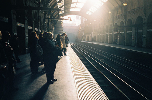 Winter Station by Everyday Okay on Flickr.