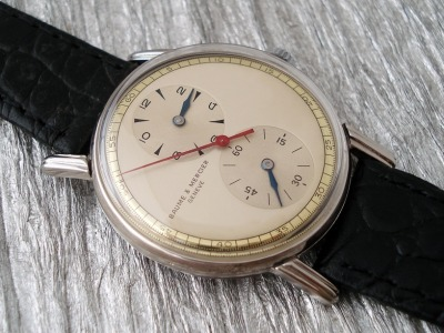 1950's Baume & Mercier Regulator