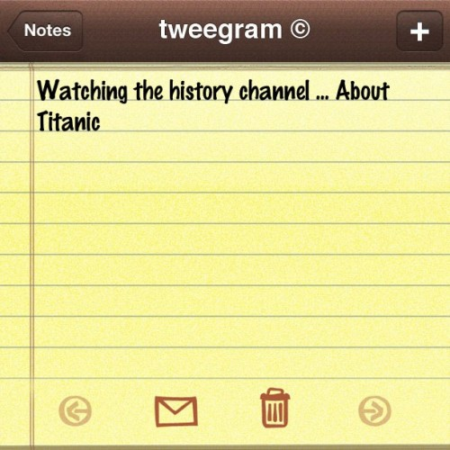 #tweegram  (Taken with instagram)