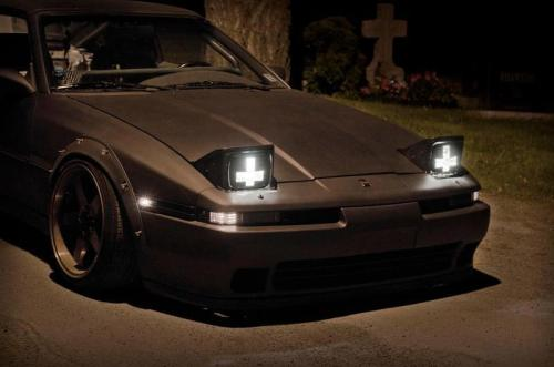 Sick headlights!