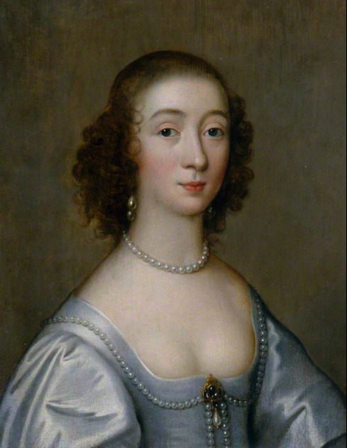Lady Elizabeth Fane, 1640 http://the1642goodwyfe.wordpress.com/