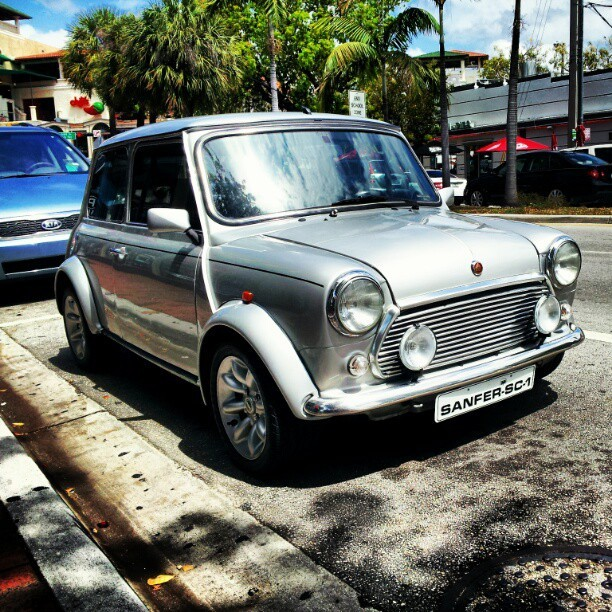 True #mini (Taken with instagram)