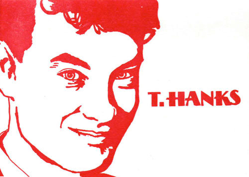 """tom hanks thank you card"" from blue barnhouse"
